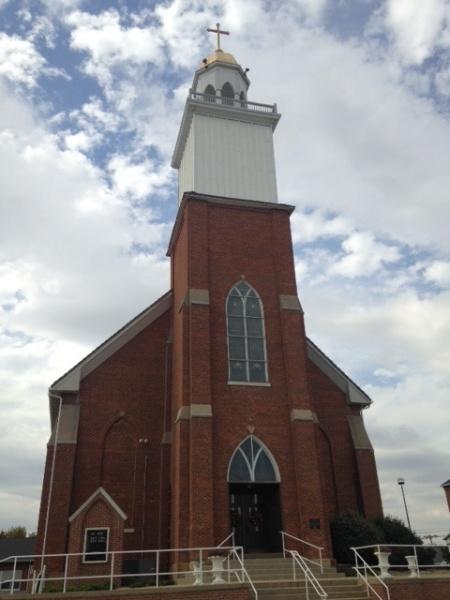 St. Peter's Catholic Church, Montgomery, IN